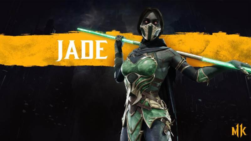 Character Intro Of Jade