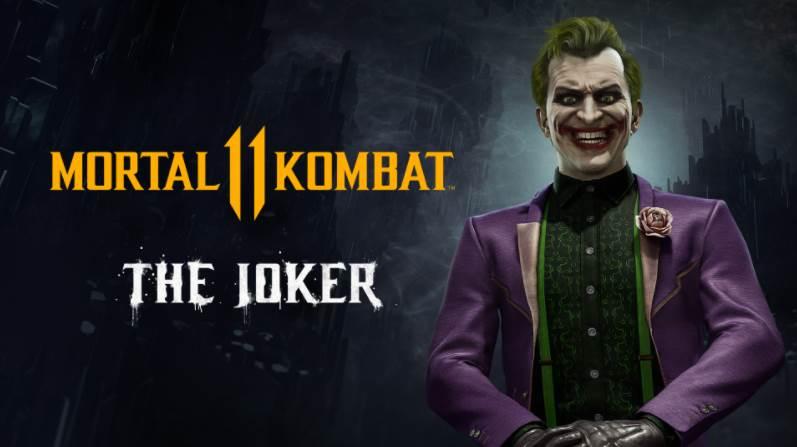 Character Intro Of Joker