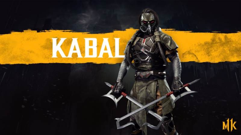 Character Intro Of Kabal