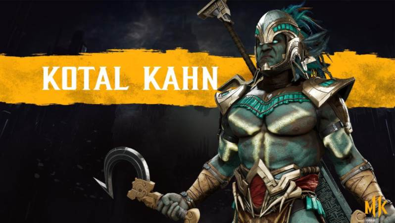 Character Intro Of Kotal Kahn