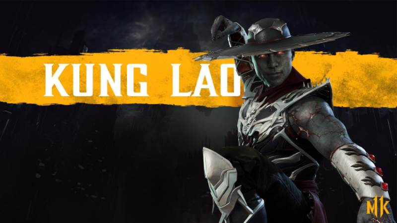Character Intro Of Kung Lao