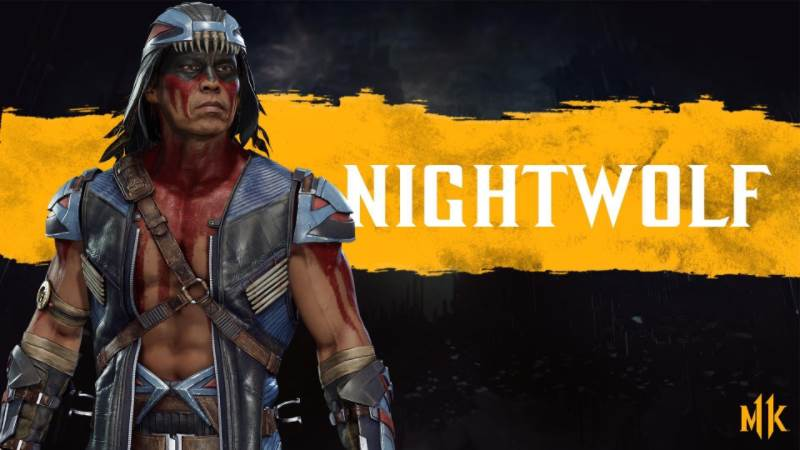 Character Intro Of Nightwolf