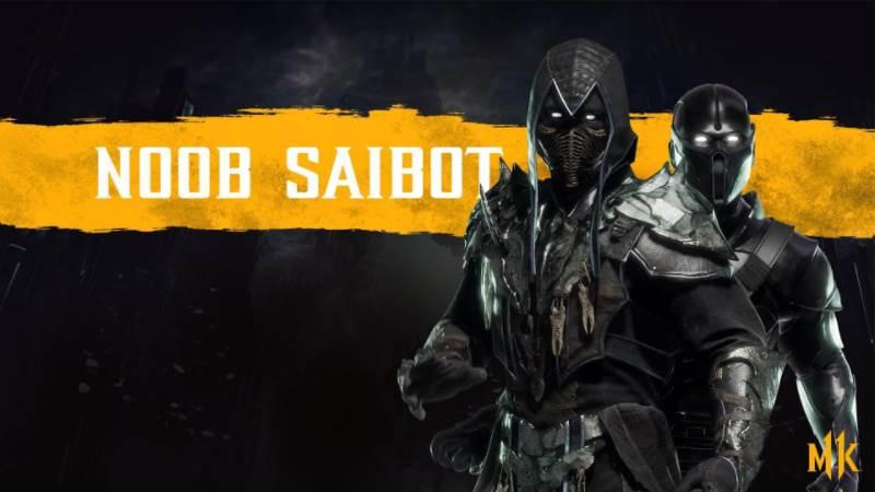 Character Intro Of Noob Saibot