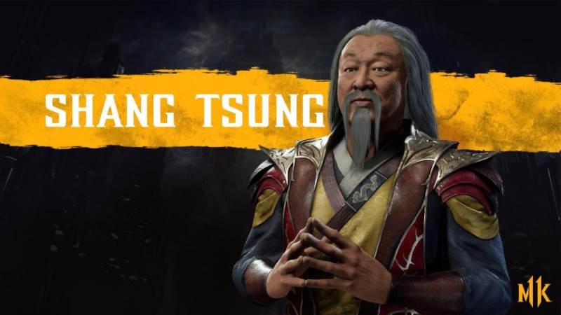 Character Intro Of Shang Tsung
