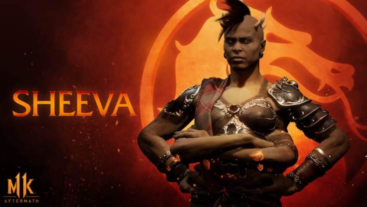 Character Intro Of Sheeva