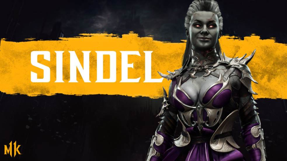 Character Intro Of Sindel