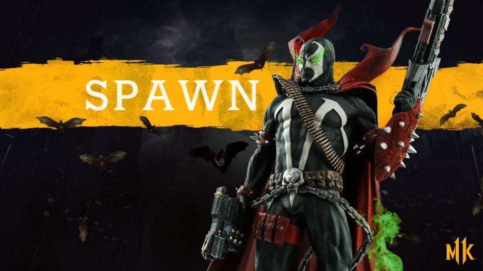Character Intro Of Spawn