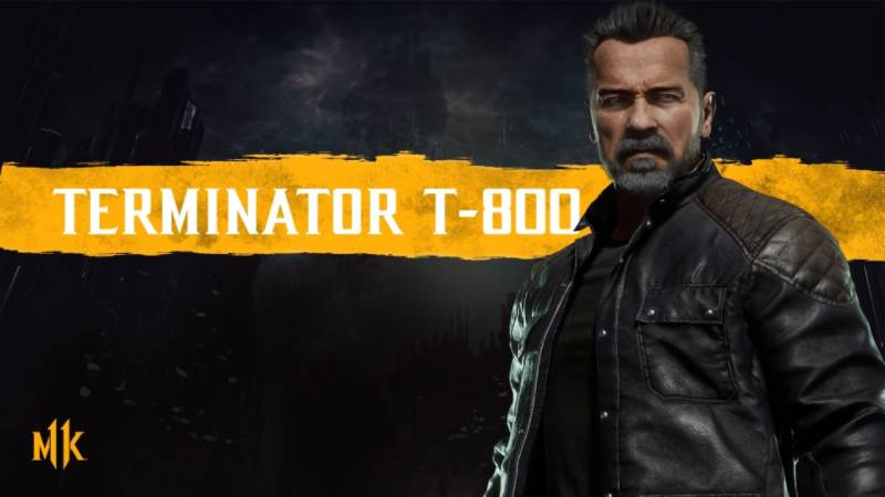 Character Intro Of Terminator