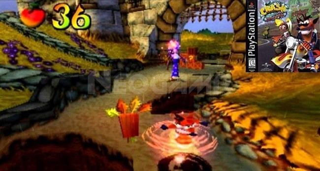 Crash Bandicoot 3 Warped ps1