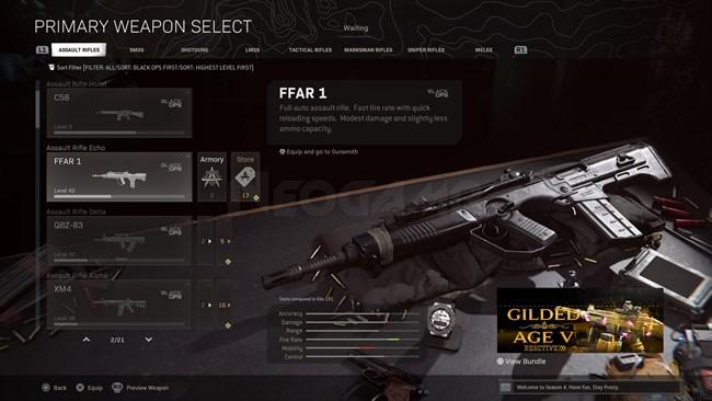 Image of FFAR 1 In Call of Duty Warzone