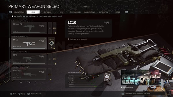 Image of LC 10 In Call of Duty Warzone