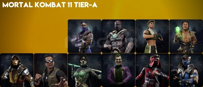Image of Mortal Kombat 11 Tier A