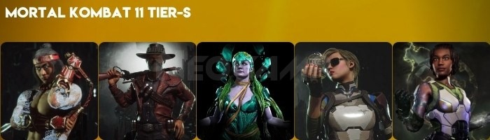 Image of Mortal Kombat 11 Tier-S