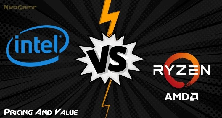 Intel vs Ryzen Pricing And Value