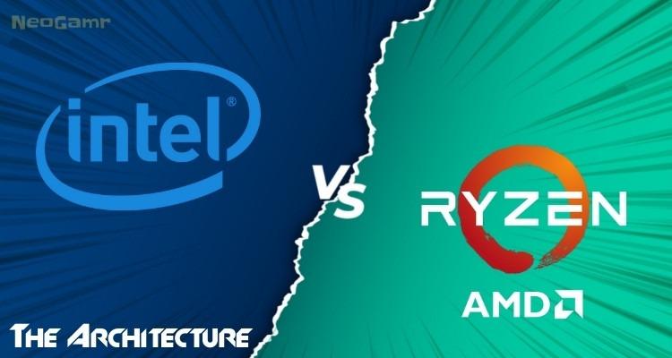 Intel vs Ryzen The Architecture