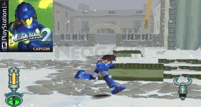 Mega Man Legends 2 ps1