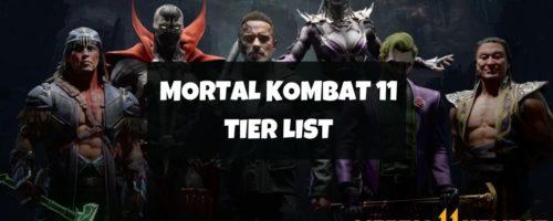 Mortal Kombat 11 Tier List 2021: Ranking The Best!