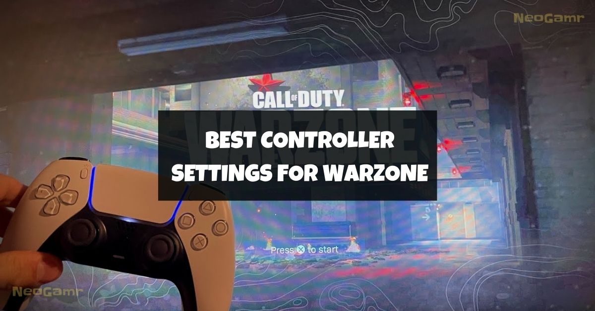 Best Controller Settings For Warzone