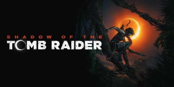 cover image of Shadow of the tomb raider