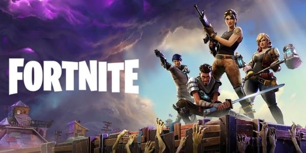 cover image of the Fortnite