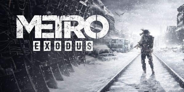 cover image of the Metro Exodus