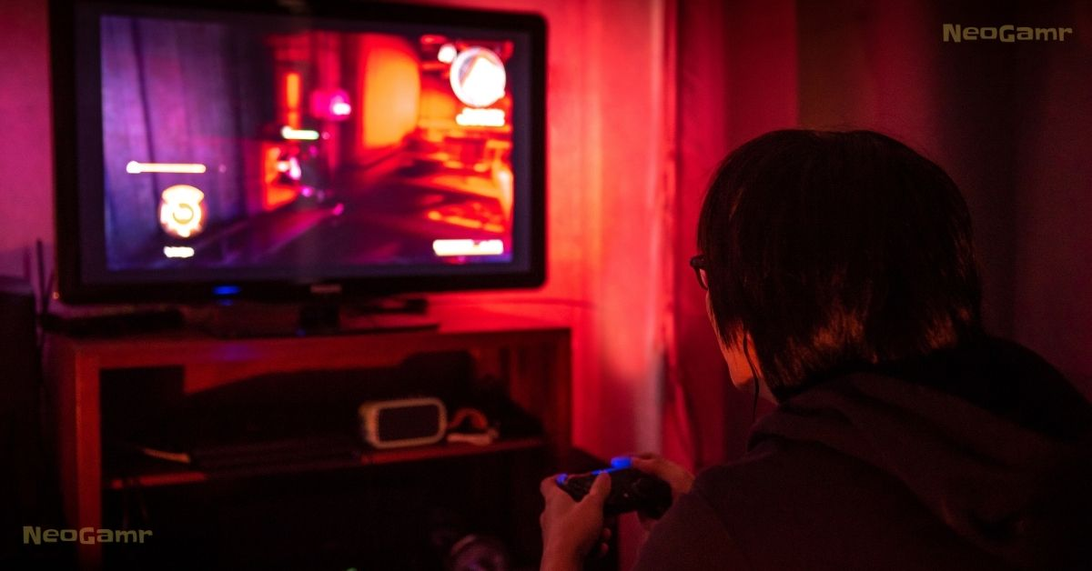 A console casual gamer
